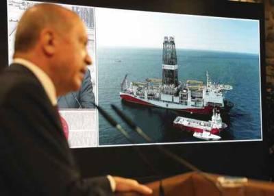 ترکی نے بحیرہ اسود میں قدرتی گیس کے بڑے ذخائر دریافت کر لیے