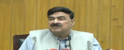 اپوزیشن عمران خان کا کچھ نہیں بگاڑ سکتی، وزیراعظم اپنی مدت پوری کریں گے:شیخ رشید