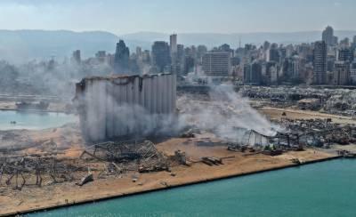 بیروت دھماکے، اعلی افسر سمیت 2 ملزمان کے وارنٹ گرفتاری جاری