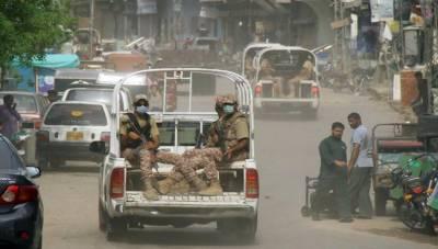 کراچی: رینجرز اور پولیس کا مشترکہ کومبنگ آپریشن