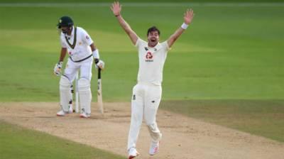 سائوتھمپٹن کرکٹ ٹیسٹ:پاکستان کی ٹیم اپنی پہلی اننگزمیں 273 رن بناکرآئوٹ