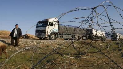 اسرائیلی حکام نے غزہ میں اشیا کے داخلے پر پابندی عائد کر دی