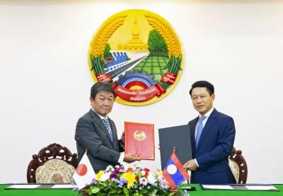 جاپان اور لاوس سرحدیں دوبارہ کھولنے پر متفق
