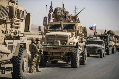 شام میں روسی اور امریکی فوجی گاڑی میں ٹکر، متعدد امریکی اہلکار زخمی