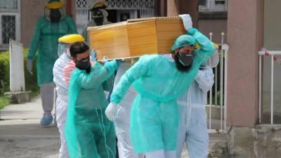 کورونا وائرس ، ملک بھر میں مزید ایک شخص جاں بحق، اموات 6284 ہوگئیں