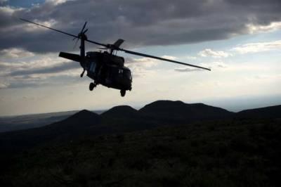 کیلیفورنیا ، تربیتی مشق کے دوران ہیلی کاپٹر گر کر تباہ،2فوجی اہلکار ہلاک ،3زخمی