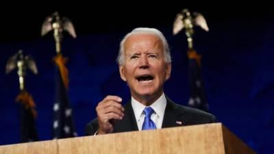 صدر ٹرمپ پرتشدد مظاہروں کو بڑھاوا دے رہے ہیں، جوبائیڈن کی مذمت