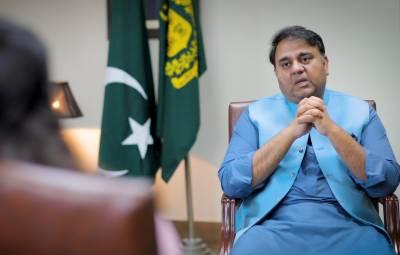کراچی کی کمپنی کے ڈیزائن کو صنعتی بنیادوں پر پیداوار کے لیے منظور کیا گیا :فواد چودھری
