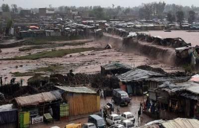 خیبرپختونخوا میں مون سون بارشوں نے تباہی مچادی ،سیلابی صورتحال ،کئی دیہات خالی کرالئے گئے