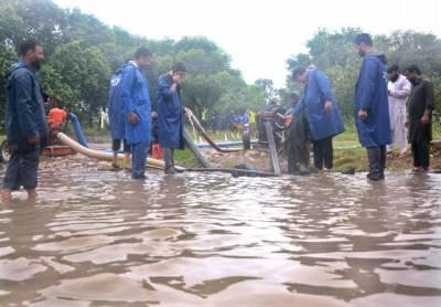 پنجاب کے شہروں میں بارش، 5 افراد جاں بحق