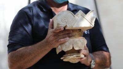یروشلم میں تقریبا تین ہزار سال قدیم شاندار محل کی دریافت