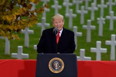 امریکی فوجیوں کواحمق اور ہارے ہوئے کہنے پر ٹرمپ کو شدید تنقید کا سامنا