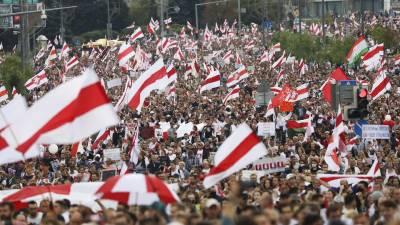 بیلاروس میں صدر لوکاشینکو کے خلاف مظاہرے جاری