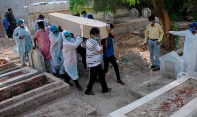 کورونا وائرس ، مزید 3 افراد جاں بحق، اموات کی تعداد 6345تک پہنچ گئی
