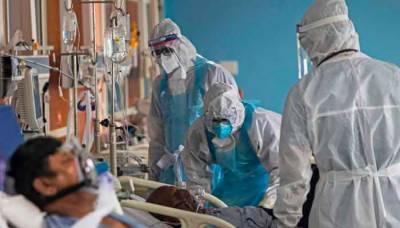 بھارت میں کورونا کے مزید پچھتر ہزار سے زائد مریض سامنے آ گئے