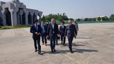 وزیر خارجہ شاہ محمود قریشی 2روزہ دورے پر ماسکو پہنچ گئے