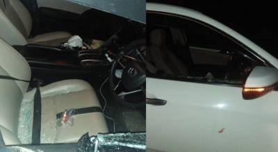 موٹر وے پر خاتون کے ساتھ مبینہ زیادتی کرنے والے مشکوک ملزمان گرفتار