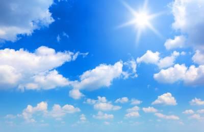 ملک کے بیشتر علاقوں میں موسم گرم رہنے کا امکان