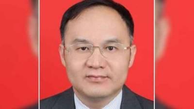 مسٹر نونگ رونگ کو پاکستان میں نیا چینی سفیر مقرر کر دیا گیا
