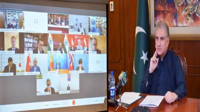 پاکستان نے افغان امن عمل میں اپنا مصالحانہ کردار خلوص نیت سے ادا کیا ،شاہ محمود قریشی