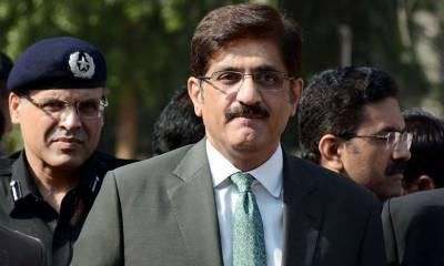 حلقہ بندیوں کے بعد ہی بلدیاتی انتخابات ہوں گے:وزیر اعلیٰ سندھ