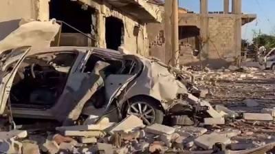 شام:کاربم دھماکے میں 7 افرادہلاک