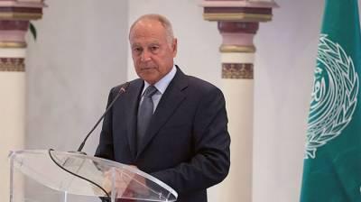 عرب لیگ کا فلسطینی علاقوں کااسرائیلی قبضہ ختم کرنے کی ضرورت پرزور
