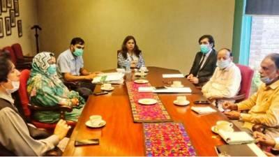 کورونا وائرس سے محفوظ رہنے کے لئے ان تمام ایس او پیز پر عمل درآمد یقینی بنایا جائے جو حکومت پنجاب کی طرف سے جاری کئے گئے ہیں: ثمن رائے