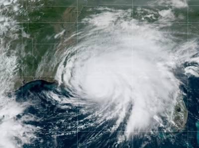 سمندری طوفان 'سیلی' تیزی سے جنوبی امریکا کی طرف بڑھنا شروع ہو گیا