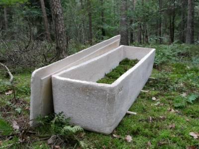 ہالینڈ کے موجد نے مرنے کے بعد لاشوں کو کھاد میں تبدل کرنے والے تابوت تیار کر لئے