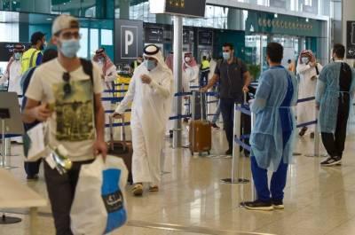 سعودی عرب،مسافروں کو کرونا کی حفاظتی احتیاطی تدابیر کی پاسداری کی ہدایت