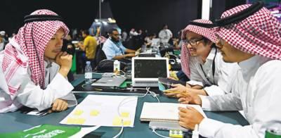 سعودی حکومت کا جدید ٹیکنالوجی کے فروغ کیلیے بڑا فیصلہ