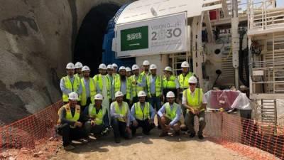 سعودی عرب میں پانی کی طویل ترین سرنگ کا منصوبہ مکمل