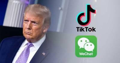 صدر ٹرمپ کا دو روز بعد چین کمپنیوں کی زیرملکیت موبائل اپیلیکیشن پر مکمل پابندی عائدکرنے کا فیصلہ