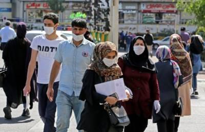 کرونا کے باعث پورا ملک ریڈ الرٹ کی حالت میں ہے،ایرانی وزارت صحت