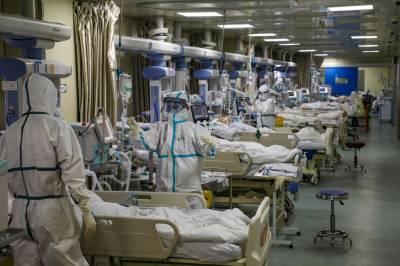 برطانیہ کے ہسپتالوں میں کرونا کے مریضوں کی تعداد ہر آٹھ دن بعد دوگنی
