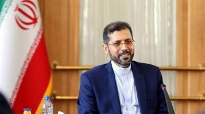 ایران کا امریکہ پرعالمی برادری کی آوازسننے اور اپنے فرائض انجام دینے پرزور
