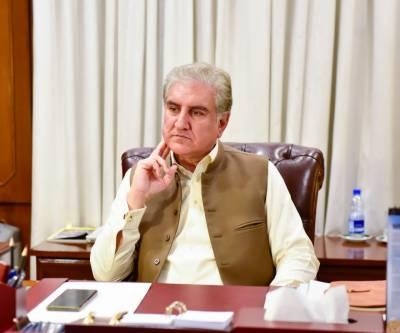 بھارت فالس فلیگ آپریشن کرسکتا ہے: وزیر خارجہ