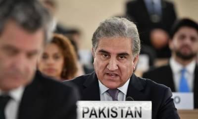 اقوام متحدہ بنی نوع انسان کو متحد کرنے میں ناکام رہی: شاہ محمود