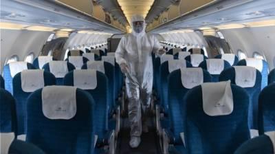طویل پرواز کے دوران کورونا وباء کی منتقلی کا خطرہ حقیقی ہے , تحقیق