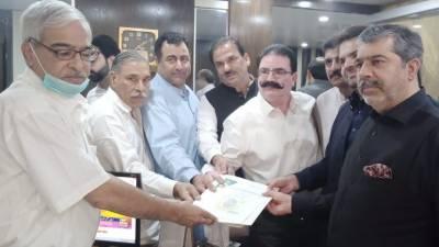 پنجاب فلور ملز ایسوسی ایشن کی مجلس عاملہ نے بھاری اکثریت سے عاصم رضااحمد کو پنجاب کا چیرمین منتخب کر لیا