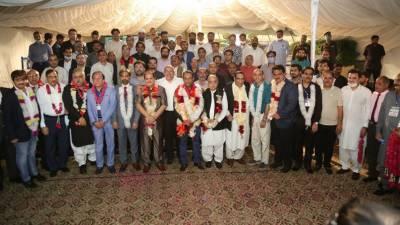 لاہور ایوانِ صنعت و تجارت کے کارپوریٹ کلاس کے انتخابات برائے 2020-21میں پیاف فاؤنڈرز الائنس نے 7نشستوں پر کلین سویپ کرتے ہوئے کامیابی حاصل کر لی