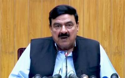 کراچی سرکلر ریلوے منصوبے پر وفاق اور سندھ میں کوئی لڑائی نہیں: شیخ رشید