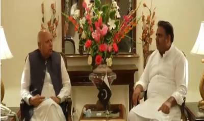قومی اداروں کو تنقید کا نشانہ بنانے والوں کو قوم معاف نہیں کرے گی: گورنر پنجاب