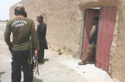 چمن: کلی ٹھیکیدار میں نامعلوم افراد کی پولیو ٹیم پر فائرنگ: لیویز اہلکار زخمی