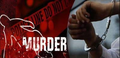 کراچی : باپ کے قتل میں ملوث بیٹا ڈرامائی انداز میں گرفتار