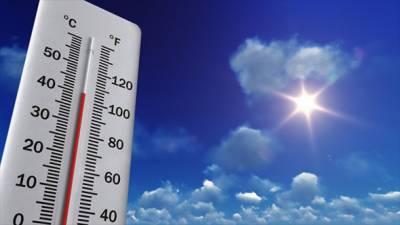آئندہ چوبیس گھنٹوں کے دوران ملک کے بیشتر علاقوں میں موسم گرم اور خشک رہے گا
