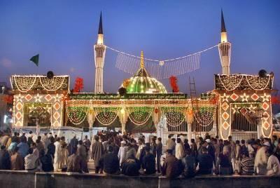 حضرت داتا گنج بخش کے عرس کی تقریبات کا آغاز