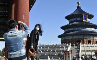 چین میں قومی دن کی تعطیلات کے پہلے چار روز میں سیاحوں کی تعداد 425 ملین