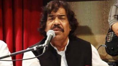 پرائیڈ آف پرفارمنس گلوکار شوکت علی علاج کے لیے پیر کو کراچی جائیں گے